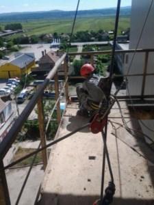 Alpinism Utilitar Brasov / dezafectare structura metalica