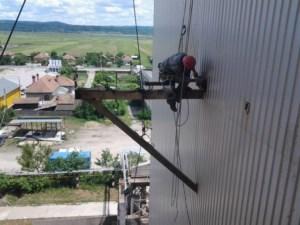 Alpinism Utilitar Sibiu / dezafectare structura metalica