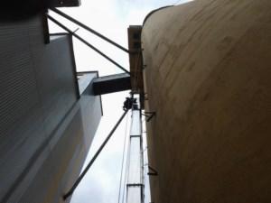 Alpinism Utilitar Brasov / montaj elevator siloz